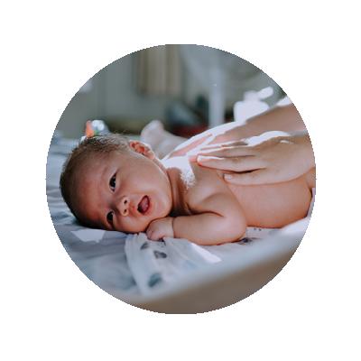 NewM Clinic Baby Massage