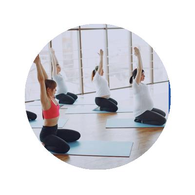 NewM Clinic Prenatal Yoga